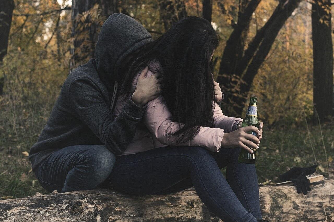 alkoholowy zespół abstynencyjny