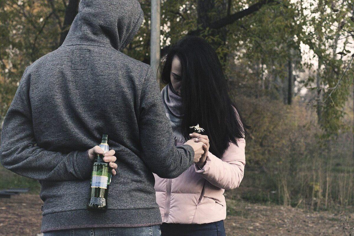jak postępować z alkoholikiem w ciągu